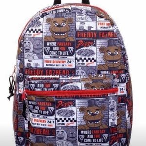 Other - Five nights at Freddy backpack